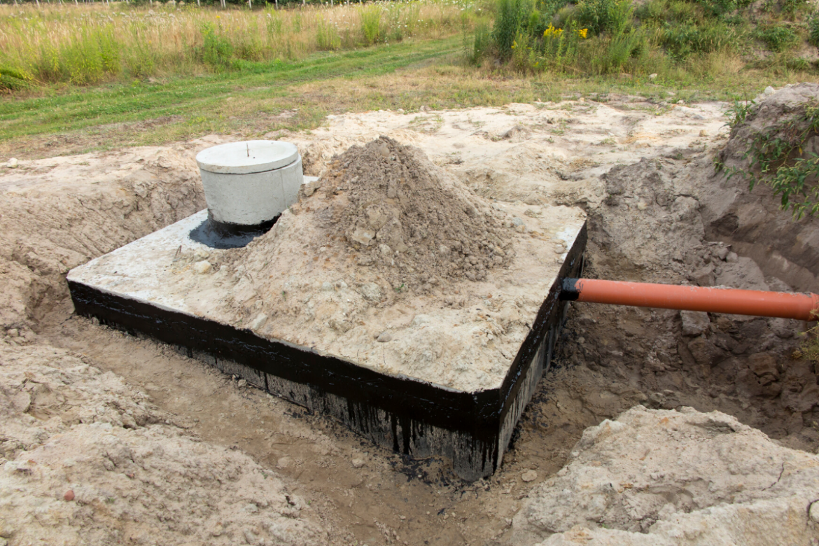 What is the cost of installing a Cesspit?